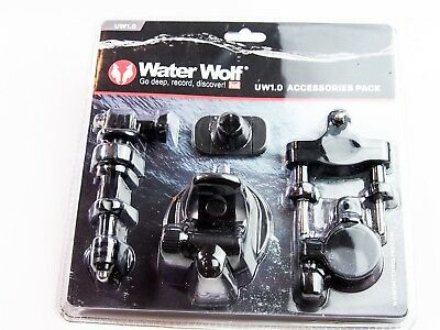 Water Wolf UW 1.0 Accessories Pack -------To Clear • 9.99£