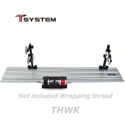 Jadrak T-SYSTEM Rod Hand Wrapper (THWK) For Fishing Rod Building Repair Tools • 76.61£