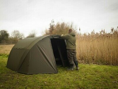 Avid Ascent 2 Man Bivvy + Overwrap *New 2019* - Free Delivery • 398.50£
