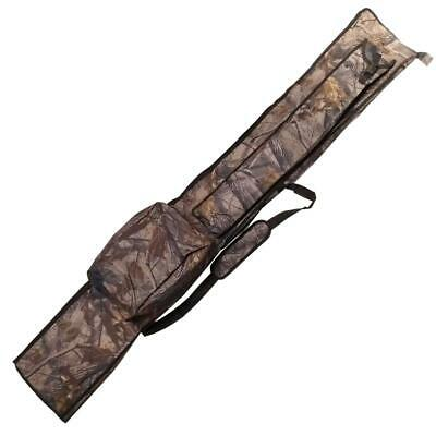 Oakwood Camo Rod Holdall Bag 3+3 For 12ft Rods Carp Fishing Tackle • 26.74£