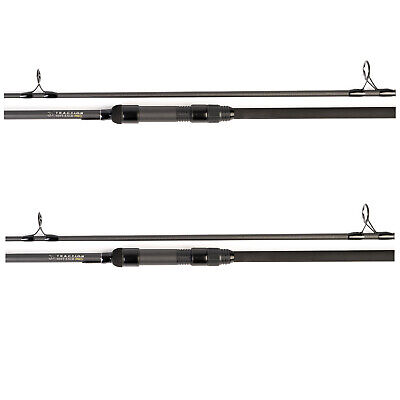 Avid Traction Pro 10ft 3.5lb T.C Carp Rod -Set Of 2- *New 2019* - Free Delivery • 169.50£