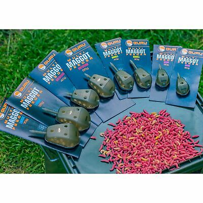 Guru - Multi Maggot Feeders • 3.99£