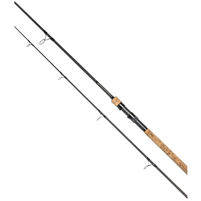 Rod Hutchinson CP6 6ft 3.5lb Compact 2pc Rod Stalking Rod Fishing Cork Handle • 57.99£