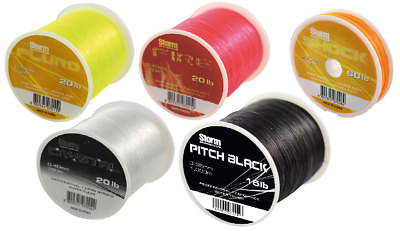 Seatech Sea Tech Beach Monofilament Fishing Line Various Colours & Sizes • 8.75£