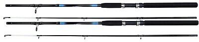 2 X Shakespeare Alpha Sea Fishing  Boat Rods 7ft 30 / 50 Lb Class • 40.05£