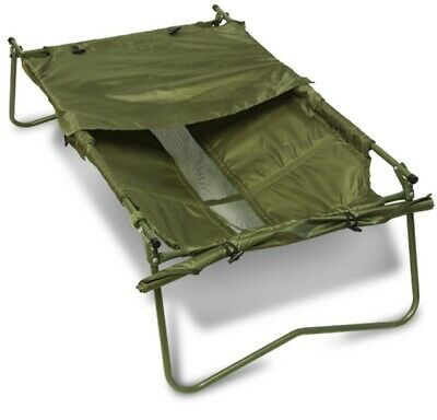 Angling Pursuits Cradle 200 Carp F1 Quick Set Up Lightweight Top Cover  Fishing • 32.95£