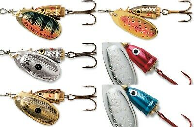 Blue Fox Spinner - Vibrax Shad • 6.95£