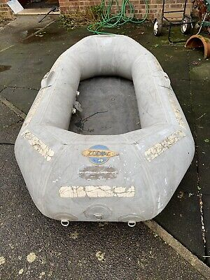 Inflatable Boat Used Zodiac • 21£