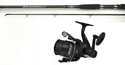Shakespeare Zeta Spinning Spin Fishing Rod 6 Ft & Shakespeare Rd Reel & Line  • 27.95£