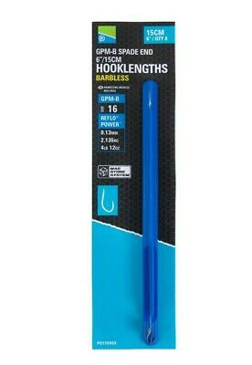 Preston Innovations SFL-B Mag Store 15cm (6 ) Hooklength *New* - Free Delivery • 3.85£