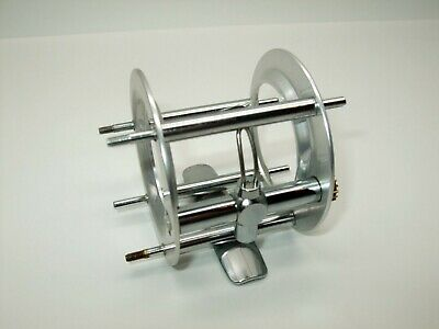 Abu Ambassadeur 6000c Silver Reel Frame Cage Unused Part 975010 • 19.99£