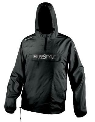 Spro Freestyle Storm Shield Jacket Black  ALL SIZES • 29.99£