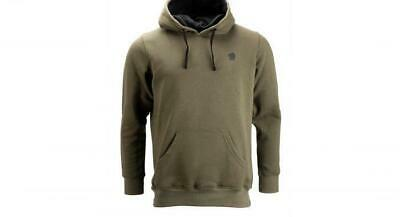 Nash Tackle Hoody Green  ALL SIZES • 39.99£