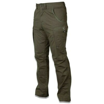 Fox Green & Silver Combat Trousers • 32.99£