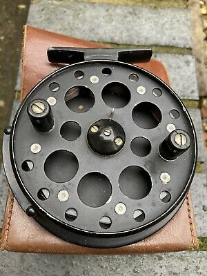 Grice And Young Ltd Match Maker Centrepin Fishing Reel In Case • 40£