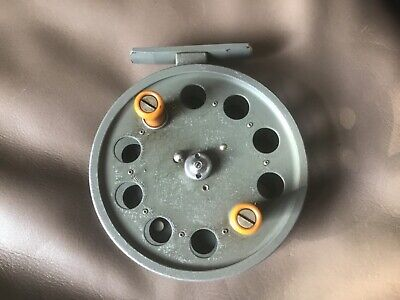 Vintage Speedia 4  Centrepin Fishing Reel Great Condition Very Early Reel 1940s  • 100£