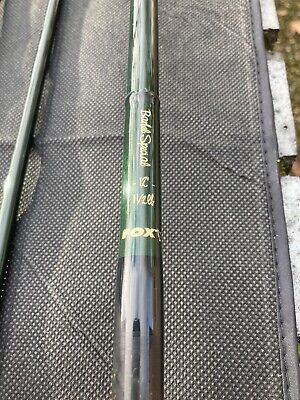 Fox Barbel Special 12' 1.5 Lb Avon Quiver Tip Fishing Rod In Bag Norwich • 99£