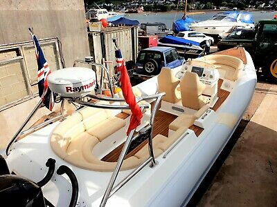 Rib - Rigid Inflatable Boat • 47,500£