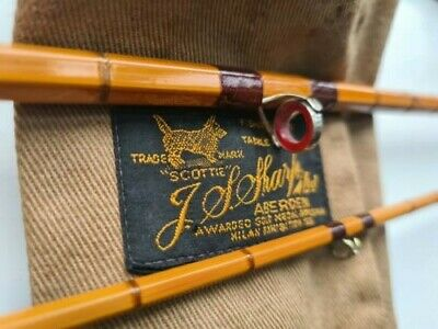 Sharpes 2 Piece Scottie  The Featherweight  Trout Rod • 225£