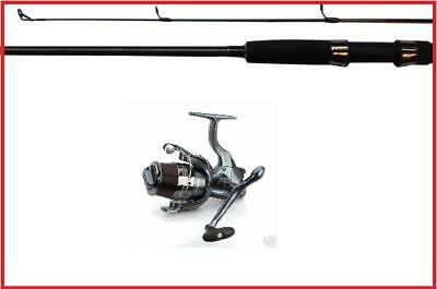 Shakespeare Fishing Carbon Omni Spinning Rod 8f & Reel • 29.11£