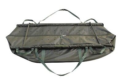 Carp Fishing Safety Weigh Weighing Sling Bag Floatation Floating Dark Green New • 33.99£