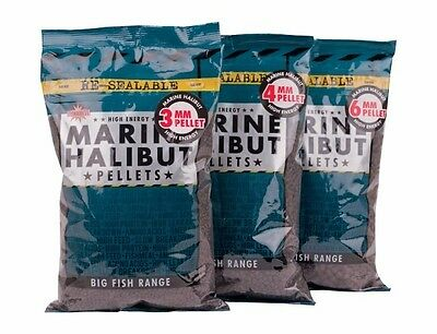 Dynamite Baits - Marine Halibut Pellets - All Sizes Available • 6.49£