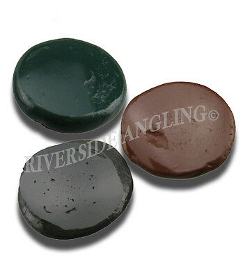 Tungsten Rig Putty 20g Brown Black Green Carp Fishing Weights Terminal Tackle   • 4.79£