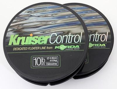 Korda Kruiser Control Floater Line - All Breaking Strenghths • 5.49£