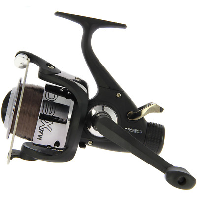 Carp Fishing Reel MAX60 Bait Runner Freespool System By Angling Pursuits  • 15.78£