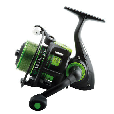 Maver Reality 3000 Front Drag Reel Pre Loaded With Line Fishing C254 • 35.95£