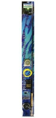 Shakespeare Freshwater Advanced Fly Combo 9ft - RRP £69.99 • 62.99£
