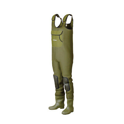 Dam ® Fighter Pro + Chest Neoprene Waders Fishing All Sizes Rrp £124.99 • 69.95£