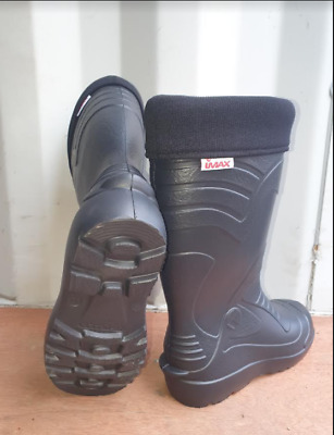 IMAX FeatherLite Thermal Boots Fishing All Sizes Removable Liners  RRP £59.99 • 39.95£