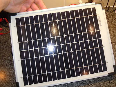 Carp Fishing Bait Boat Solar Panel Charger ` Professional 15 Watts` Of Power .+ • 69.99£