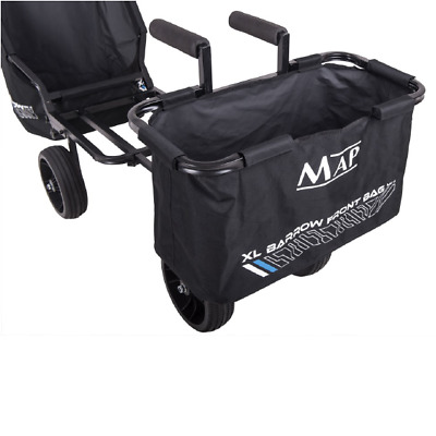 MAP X4 MK2 Extending Barrow + XL Front Barrow Bag  *Brand New* - Free Delivery  • 151.50£