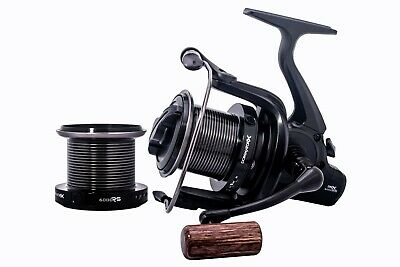 Sonik Dominator X 8000RS Big Pit Reel  + Spare Spool • 77.95£