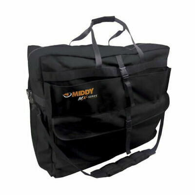 Middy MX Series Chair And Accessory Bag Fishing 65cm X 67cm X 24cm Chair Carry • 47.95£