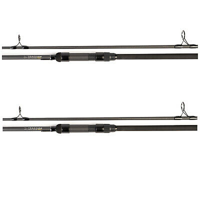 Avid Traction Pro 12ft 3lb T.C Carp Rod -Set Of 2- *New 2019* - Free Delivery • 179.50£
