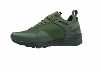 New Navitas Apparel XT2 Green Trainers Shoes - All Sizes  Carp Fishing Footwear • 49.75£