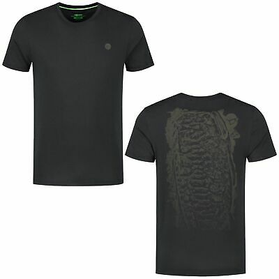 Korda - LE Scaley Tee Black/Olive T-Shirt • 19.99£