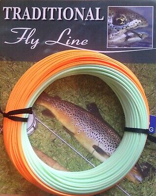 Fishing Fly Lines  Wf Floating Twin Trout Bespoke Profile New For 2020 • 9.99£