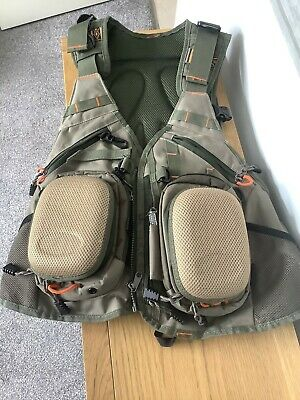 Used Airflo Outlandervest And Backpack • 12.99£