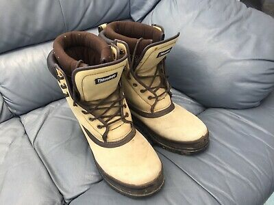 Wychwood 'FIELD BOOTS' - Removable Thermal Liners - UK10 - Been Stored But Fine. • 12.99£