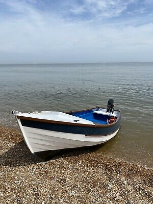16ft Fishing Boat,Angling Boat,Boat Trailer,Mercury Outboard,Cobble,Day Boat • 2,699£