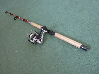 Telescopic Fishing Rod With Bag And Bits • 10£