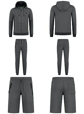 Korda - Le Charcoal Clothing Range - Jersey Hoodie / Joggers / Shorts • 39.95£