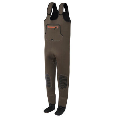 SCIERRA  KENAI NEO 4mm CHEST STOCKING FOOT ALL SIZES RRP £130 • 109.95£