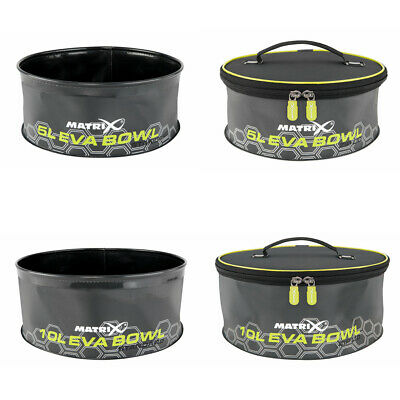 Matrix - Eva Bowls / Groundbait Bowls - Full Range Available • 19.99£