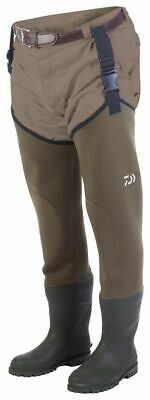Daiwa Neoprene Hip Waders  ALL SIZES • 19.99£