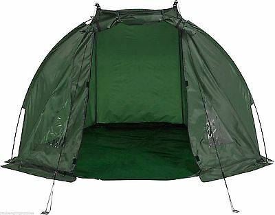 King Carp   Fishing Bivvy /  Shelter  With Groundsheet Carp Fishing Brolly /  • 34.92£